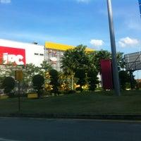 Photo taken at IPC Shopping Centre by Putri Z. on 4/27/2012
