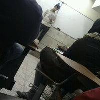 Photo taken at Sanaye,Azad University South Branch by Davod M. on 11/19/2011