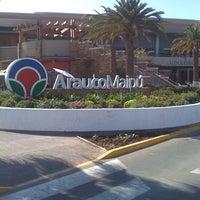Photo taken at Mall Arauco Maipú by Yael G. on 4/19/2012