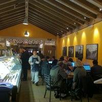 Photo taken at Coupa Café by John L. on 3/3/2011