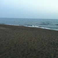 Photo taken at Spiaggia del Gabbiano by Bolle di maremma on 7/5/2012