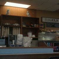 Photo taken at Bagels Plus by ali f. on 11/2/2011