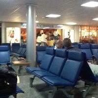 Photo taken at Maurice Bishop International Airport (GND) by Brenda B. on 10/15/2011