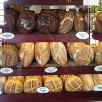 Photo taken at Con Pane Rustic Breads & Cafe by Leslie F. on 4/8/2012