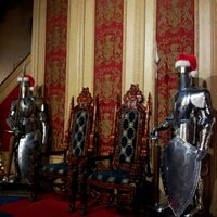 Photo taken at Medieval Times by Ahmet S. on 12/4/2011