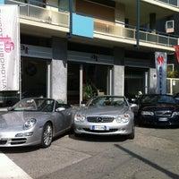 Photo taken at Automobilitorino by Giovanni L. on 7/26/2011