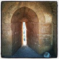 Photo taken at Karak Castle قلعة الكرك by Zamil S. on 11/4/2011