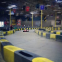 Photo taken at Pole Position Raceway by Mark on 8/19/2012