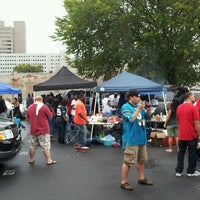 Photo taken at The Best Tailgate In Charlotte by Topaz W. on 9/25/2011