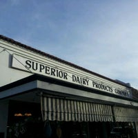 Photo taken at Superior Dairy Company by Nico S. on 11/26/2011