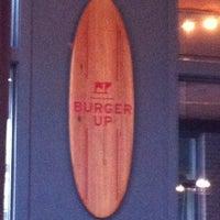 Photo taken at Burger Up by Elizabeth A. on 12/12/2011