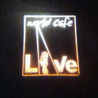Photo taken at World Cafe Live by S. J. on 12/7/2011