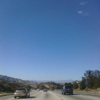 Photo taken at Interstate 5 (Golden State Freeway) by Manny S. on 10/23/2011
