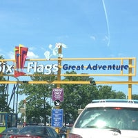 Photo taken at Six Flags Great Adventure by Jamaal B. on 6/16/2012