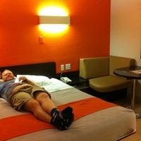 Photo taken at Motel 6 by Nino C. on 8/4/2012