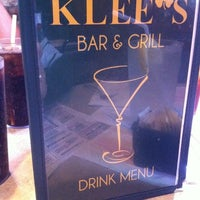 Photo taken at Klee's Bar & Grill by Melissa S. on 10/2/2011