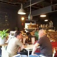 Photo taken at Wicks Park Cafe by Jack F. on 1/21/2012