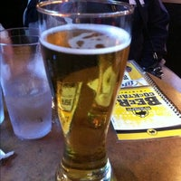 Photo taken at Buffalo Wild Wings by Bryan L. on 11/6/2011
