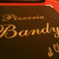 Photo taken at Pizzeria Bandy by Ambra R. on 12/30/2011