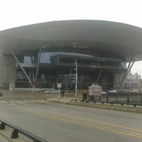 Photo taken at Boston Convention & Exhibition Center by Nick M. on 5/17/2011