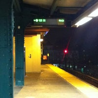 "Photo taken at MTA Subway - 77th St (6) by DaShawn ""The Flx 75"" P. on 11/22/2011"