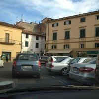 Photo taken at Piazza Santa Maria by Luca G. on 6/18/2012