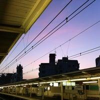 Photo taken at Oji-koen Station (HK14) by k13a on 4/28/2012