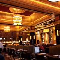 Photo taken at Grand Lux Cafe by HTEDance on 2/27/2012