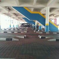 Photo taken at Sungai Nibong Express Bus Terminal by Apais U. on 3/14/2012