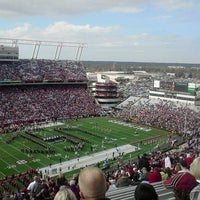 Photo taken at Williams-Brice Stadium by Brett R. on 11/19/2011