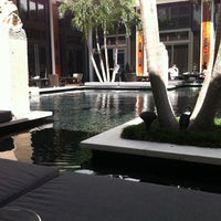 Photo taken at The Setai Grill by Franck on 7/30/2011