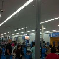 Photo taken at Walmart Supercenter by Jonas D. on 9/10/2011