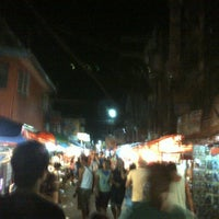 Photo taken at Lipa City Night Market by Bryan D. on 4/7/2012