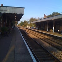 Photo taken at Wymondham Railway Station (WMD) by Michael T. on 10/14/2011