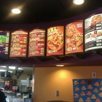 Photo taken at Taco Bell by Nathan B. on 10/8/2011