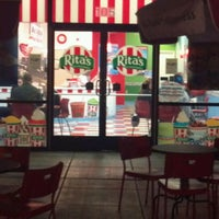 Photo taken at Rita's Italian Ice by Glynn S. on 2/16/2012
