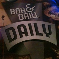 Photo taken at Daily Bar & Grill by Erin W. on 4/15/2012