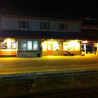 Photo taken at LIRR - Mineola Station by Griff J. on 7/1/2011