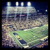 Photo taken at Tiger Stadium by Brendan H. on 9/9/2012