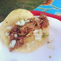 Photo taken at La Fondita by Pamela C. on 7/8/2012