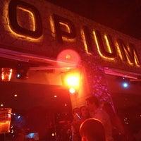 Photo taken at Opium by César M. on 6/16/2012