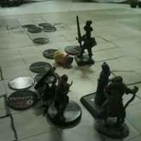 Photo taken at Asgard Games by Federico S. on 1/26/2012