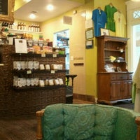 Photo taken at Crooked Tree Coffeehouse by Erin M. on 9/22/2011