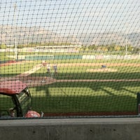 Photo taken at Brent Brown Ballpark by William E. on 9/9/2011