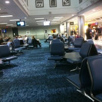 Photo taken at Concourse E by Nebel T. on 5/7/2012