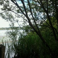 Photo taken at Arboretum Waterfront Trail by Gabby P. on 6/17/2012