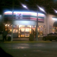 Photo taken at 7-Eleven by Tiffany R. on 9/25/2011