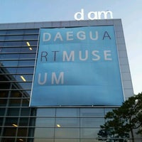 Photo taken at Daegu Art Museum by Yongmo H. on 10/17/2011