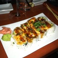 Photo taken at Nama Sushi Bar by Linda G. on 2/8/2012