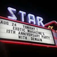Photo taken at Star Theater by Nils S. on 8/25/2012
